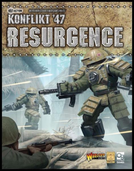 Bolt Action (Konflikt '47) Resurgence (SC)