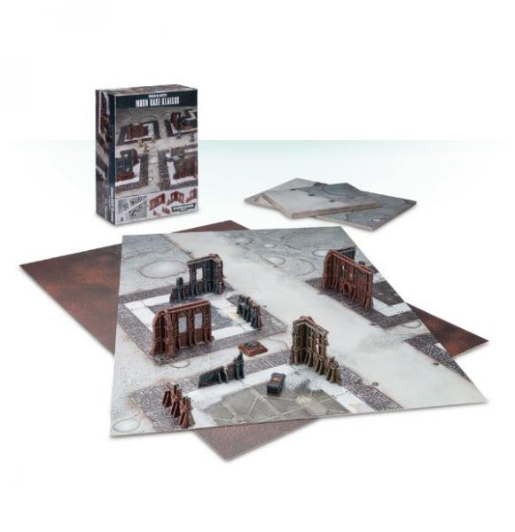 Citadel Terrain: Realm of Battle: Moon Base Klaisus
