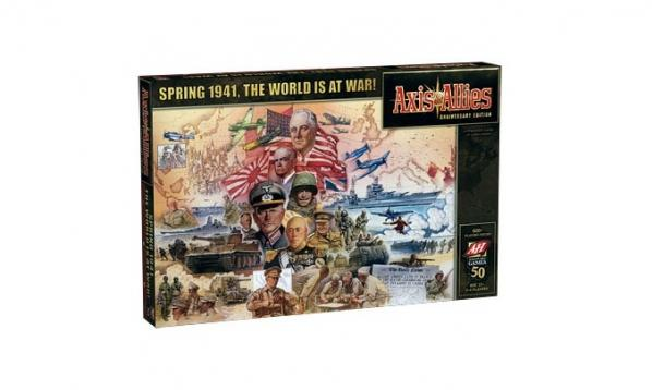 Axis & Allies: Anniversary Edition (2017)