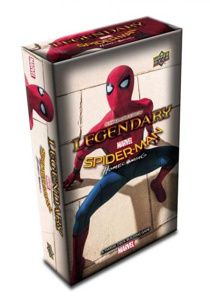 Marvel Legendary: Spider-Man Homecoming Expansion