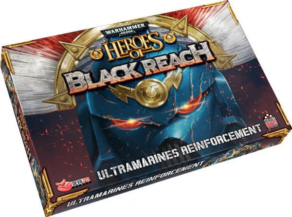 Heroes of Black Reach: Ultramarine Reinforcements