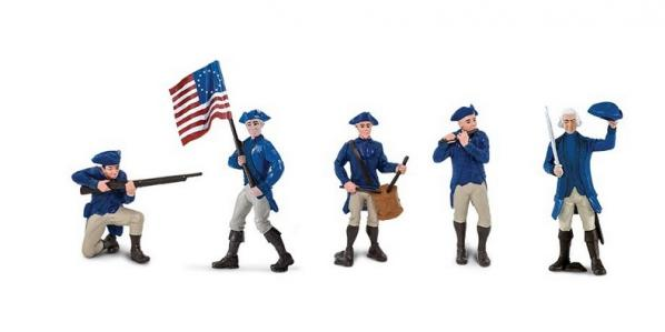 TOOBS: American Revolutionary War Continental Army