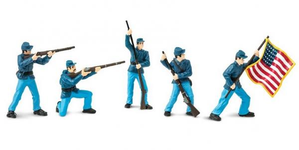 TOOBS: Civil War Union Soldiers Collection 1