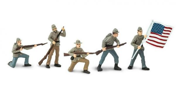 TOOBS: Civil War Confederate Soldiers Collection 1