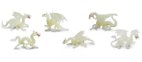 TOOBS: Glow-in-the-Dark Dragons