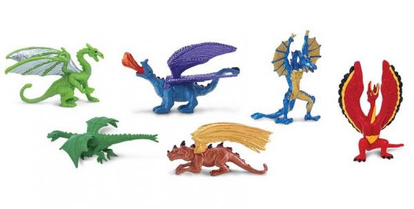 TOOBS: Lair of the Dragons Collection 1