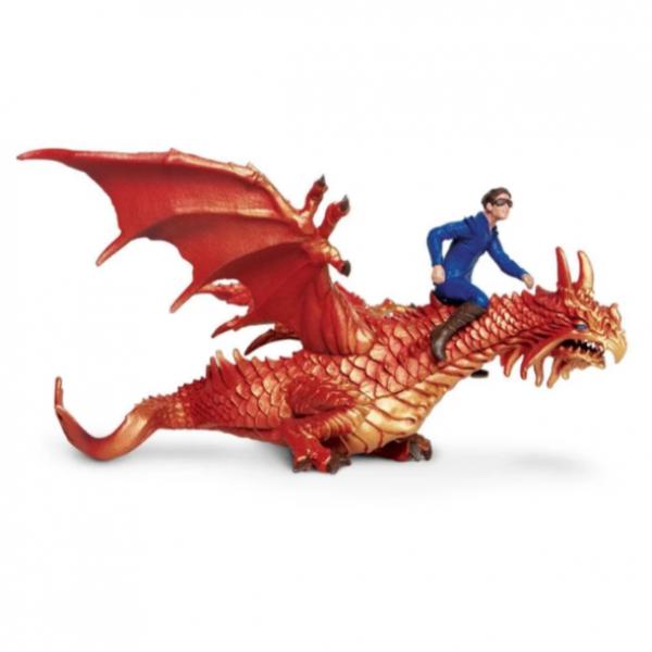 Dragons: Thunder Dragon with Drake Set
