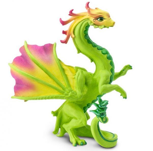 Dragons: Flower Dragon