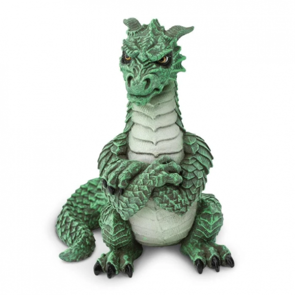 Dragons: Grumpy Dragon