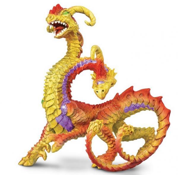 Dragons: 2-Headed Dragon
