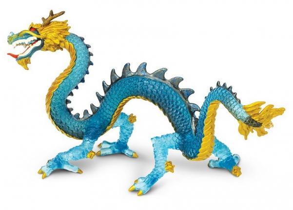Dragons: Krystal Blue Dragon
