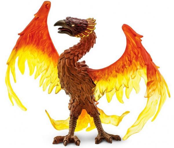 Mythical Realms: Phoenix
