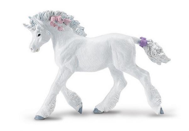 Mythical Realms: Unicorn Baby