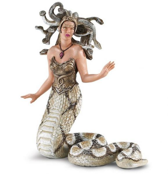 Mythical Realms: Medusa