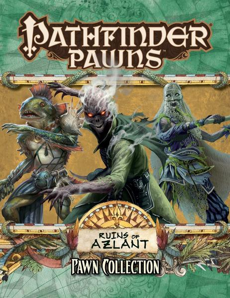 Pathfinder RPG: (Pawns) Ruins of Azlant Pawn Collection