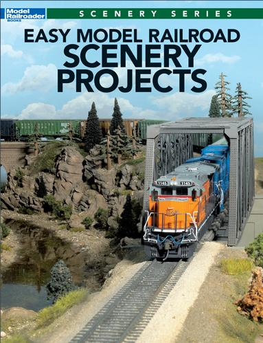 Accessories: Easy Model Railroad Scenery