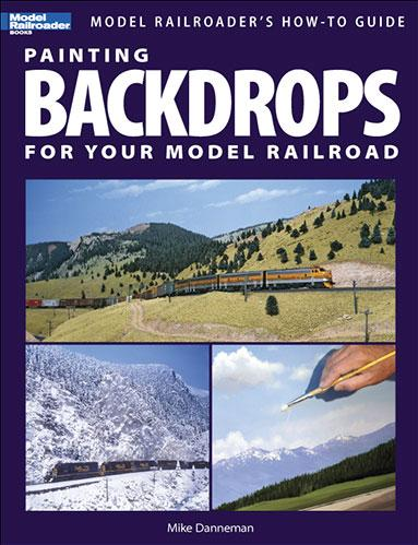 Accessories: Painting Backdrops for Your Model Railroad