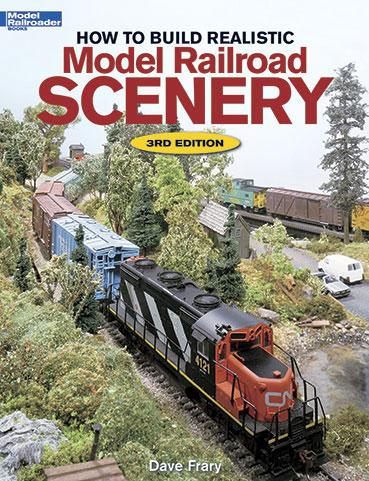 Accessories: How to Build Realistic Model Railroad Scenery