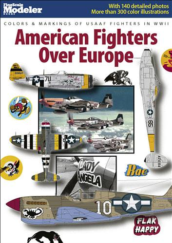 Accessories: American Fighters Over Europe