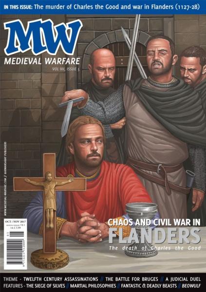 Medieval Warfare Magazine: Volume 7, Issue #5