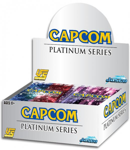 UFS CCG: Capcom Platinum Series Booster Display (24 Packs)