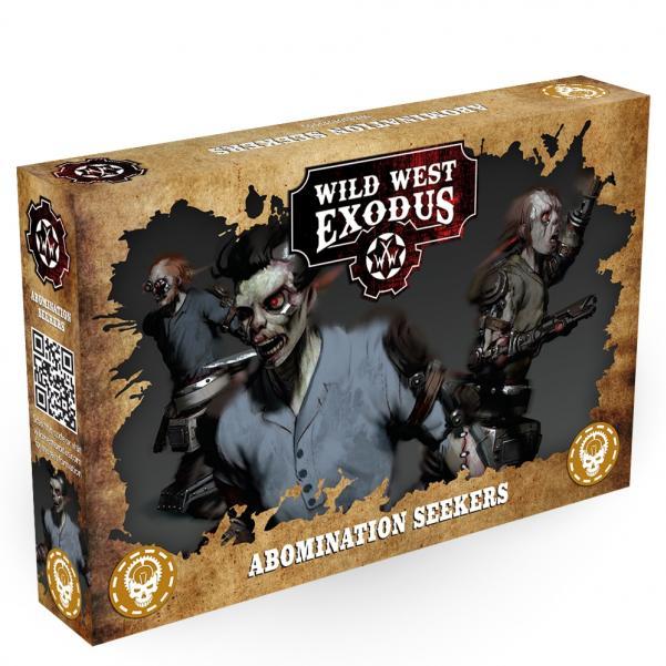 Wild West Exodus: Abomination Seekers