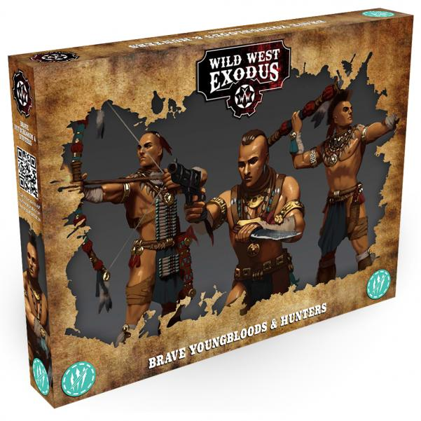 Wild West Exodus: Brave Youngbloods and Hunters