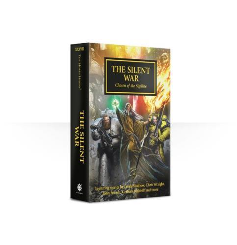 WH40K Novels: The Silent War (SC)