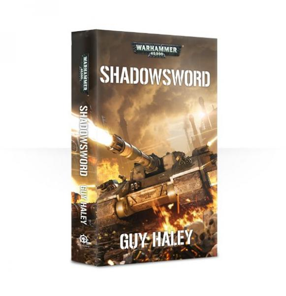 WH40K Novels: Shadowsword (SC)