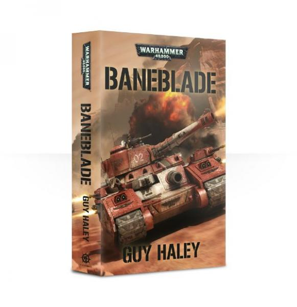 WH40K Novels: Baneblade (SC)