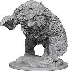 D&D Nolzurs Marvelous Unpainted Minis: Owlbear