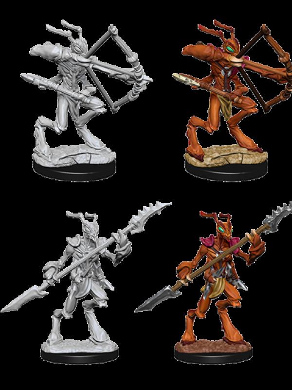 D&D Nolzurs Marvelous Unpainted Minis: Thri-Kreen