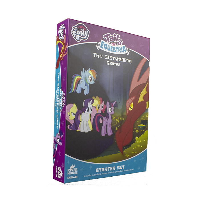 My Little Pony RPG: Tails of Equestria Starter Set