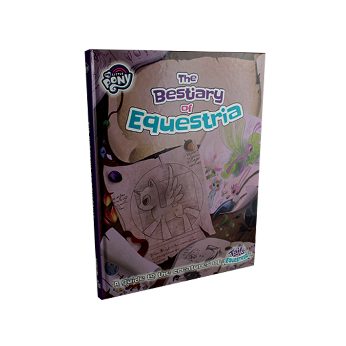 My Little Pony RPG: Tails of Equestria - The Bestiary of Equestria