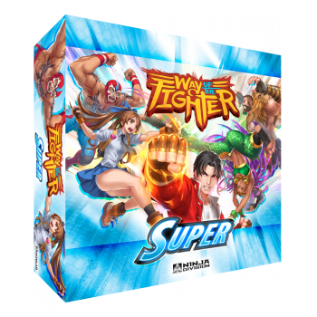 Way of the Fighter: Super Box
