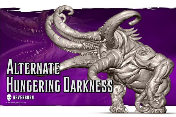 Malifaux: (Neverborn) Alt. Hungering Darkness (Limited)