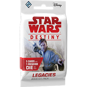 Star Wars Destiny: Legacies Booster Pack