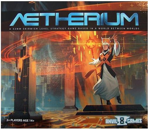 Aetherium: 2-Player Box