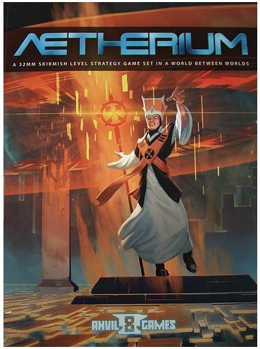 Aetherium: Core Rulebook