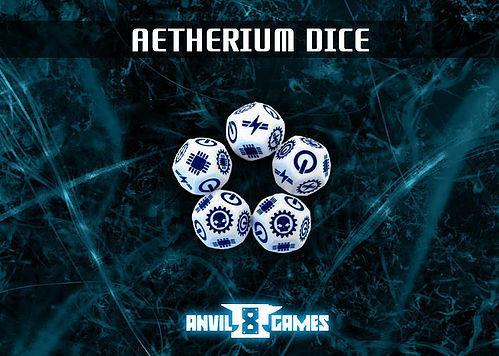 Aetherium: Dice Set (6)