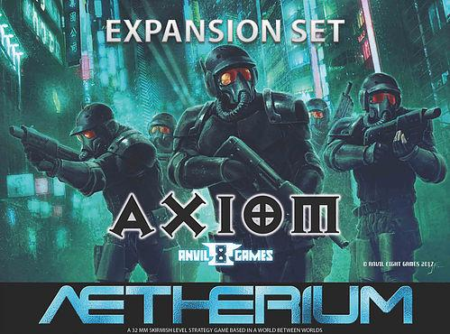 Aetherium: Axiom Expansion Set