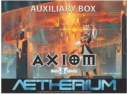 Aetherium: Auxiliary Box Set