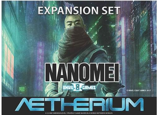 Aetherium: Nanomei Expansion Set
