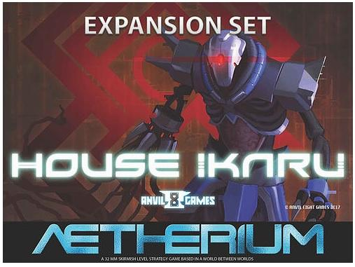 Aetherium: House Ikaru Expansion Set