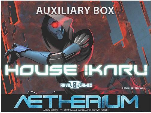 Aetherium: House Ikaru Auxiliary Box Set
