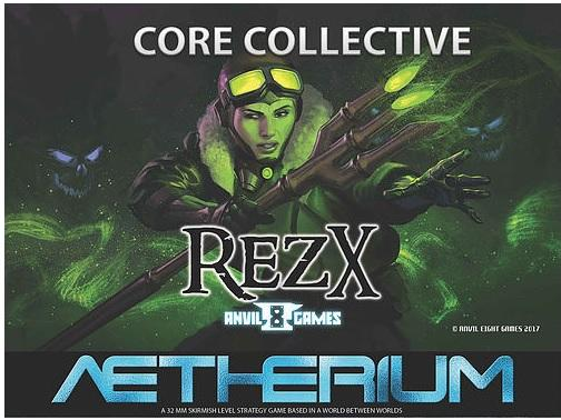 Aetherium: Rezx Core Collective Set
