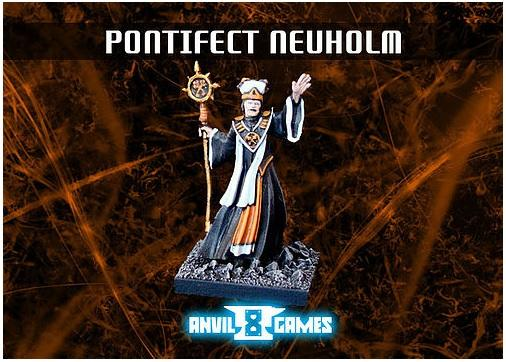 Aetherium: Axiom - Pontifect Neuholm (Avatar)