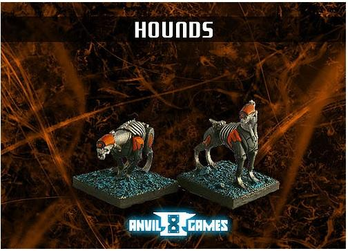 Aetherium: Axiom - Hounds (2) (Subroutine)