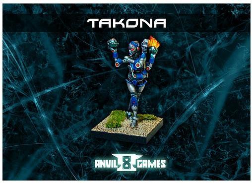 Aetherium: House Ikaru - Takona (Avatar)