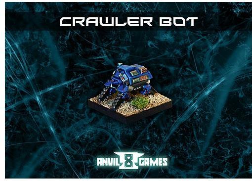 Aetherium: House Ikaru - Crawler Bot (Function)